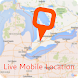 Live Mobile Location and GPS Coordinates