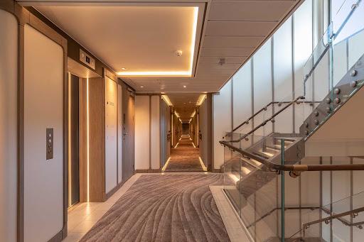 Corridor-Silver-Origin.jpg - A corridor on the luxury expedition ship Silver Origin.