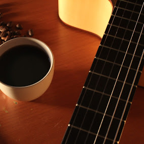 kopi n gitar by Agus Blond - Food & Drink Alcohol & Drinks