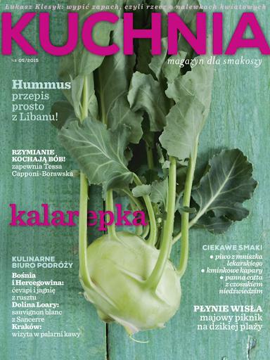 Kuchnia - Magazyn dla smakoszy
