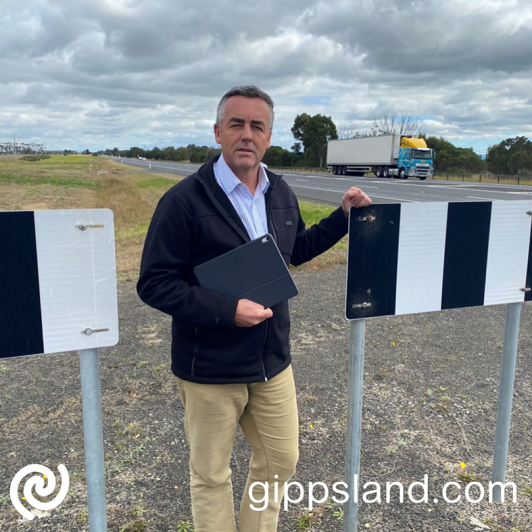 Federal Member for Gippsland Darren Chester is reminding motorists to allow extra travel time as work gets underway on the final stages of the Princes Highway duplication