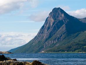 Photo: The island Grytøy