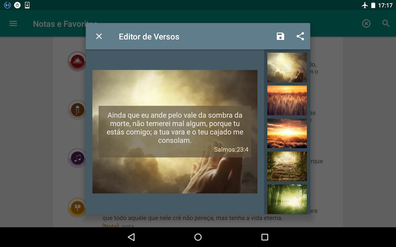 Bíblia em Português Almeida - screenshot