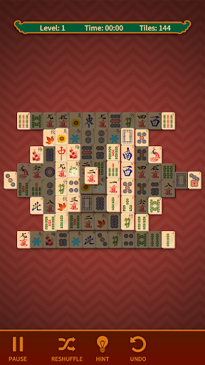 Mahjong Solitaire Classic 1.0.5 screenshots 1