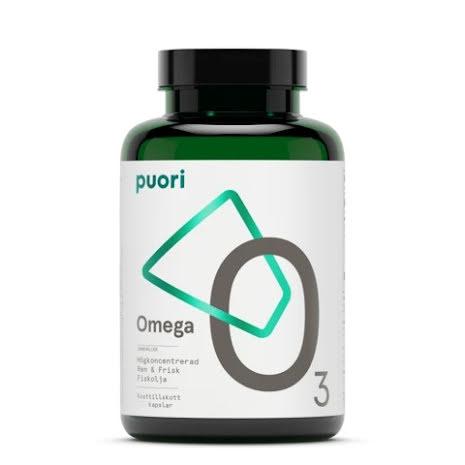 Puori Omega 3 - 60 kapslar