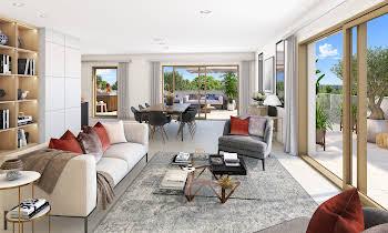 Appartement 5 pièces 107,82 m2