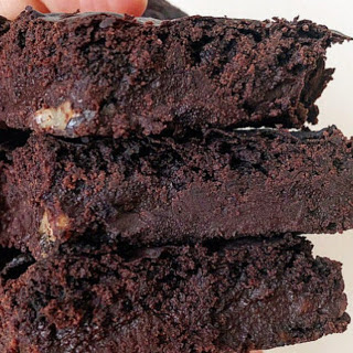 High-Protein Kidney Bean Brownies [Vegan, Gluten-Free, No Refined Sugar] Recipe