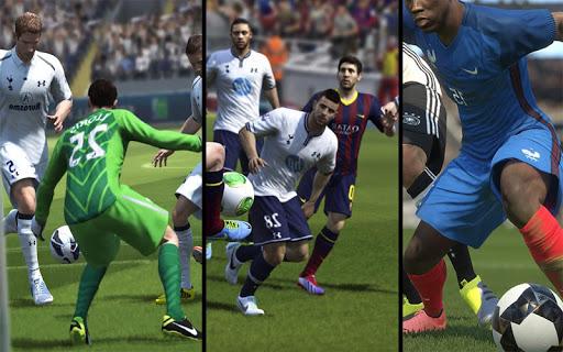 Dream Champions League 2020 Soccer Real Football 1.0.1 screenshots 1
