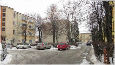 Photo: Turda - Aleea Nicolae Titulescu - 2019.01.24