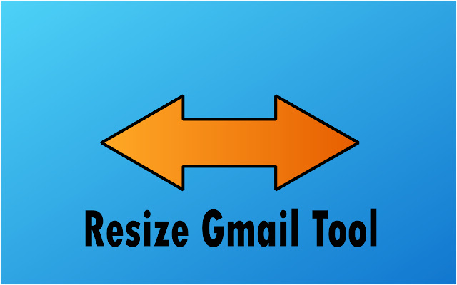 Resize Gmail Tool