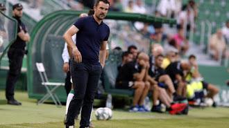 López Garai ya es pasado en el Tenerife.