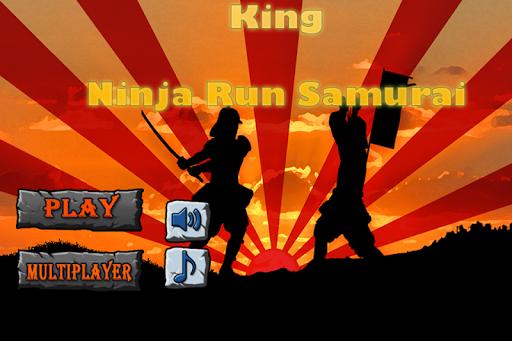 King Ninja Run Samurai