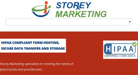 Storey Marketing- screenshot thumbnail
