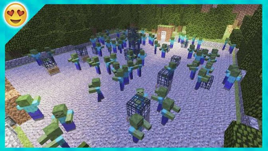 Zombie apocalypse maps for MInecraft – Apps bei Google Play