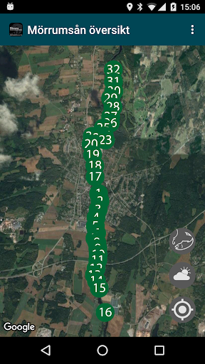 Många meter lång ostdisk - Picture of Falbygdens Ostbutik, Falkoping