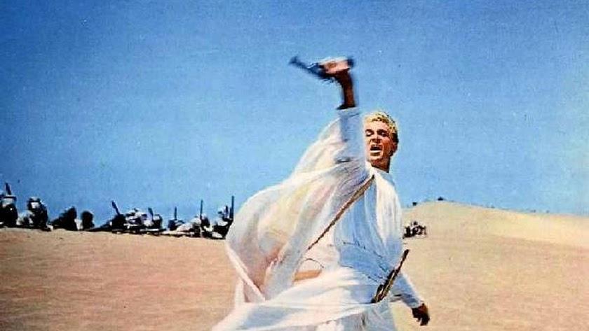 'Lawrence de Arabia', de David Lean (1962), triunfa como mejor película rodada en Almería con 56 votos sobre 65 posibles.