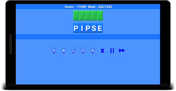 Word Twister- screenshot thumbnail