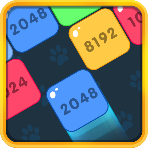 2048 Shooter - Block Puzzle Icon