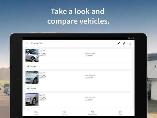 AutoScout24 - used car finder 9.3.4 screenshots 8