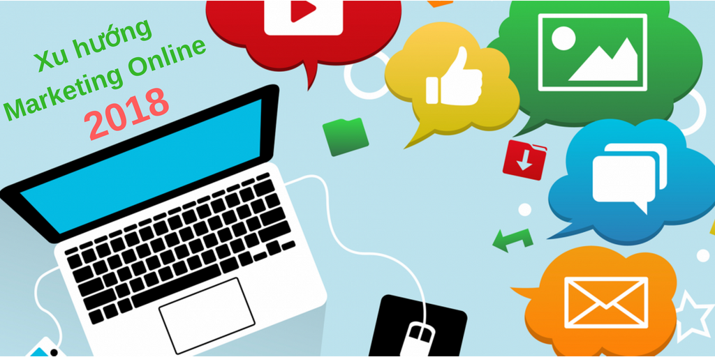 xu hướng marketing online có gì hot