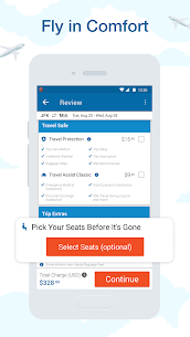 CheapOair: Cheap Flights, Cheap Hotels Booking App 2