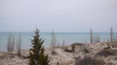 Photo: Huron lake