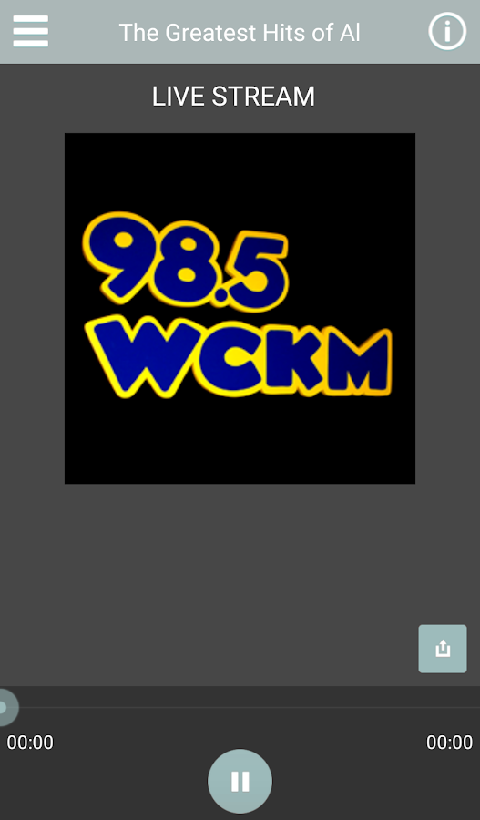 98.5 WCKM- screenshot