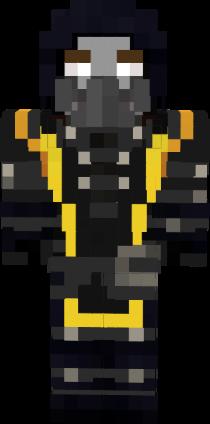 скин скорпиона на майнкрафт #8