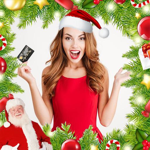 Christmas Photo Editor-Christmas Photo Frame