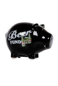 Spargris beer fund