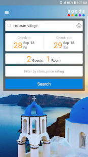 Agoda Hotel Booking Deals Screenshot Thumbnail