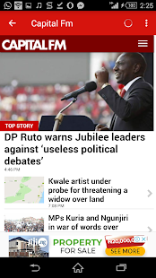 Kenya News Branch - náhled