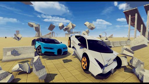 Car Crash Demolition Derby Simulator 2018