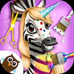 Jungle Animal Hair Salon 2 - Tropical Pet Makeover icon