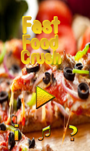 Fast Food Crush