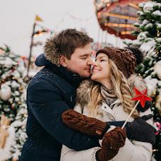 Свадебный фотограф Лидия Сидорова (kroshkaliliboo). Фотография от 30.12.2018