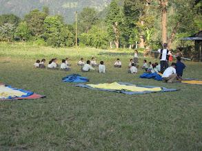 Photo: onze kampplaats in Arugat