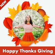 Thanksgiving profile pic Frame icon