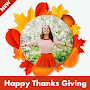 Thanksgiving profile pic Frame APK icon