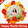 Thanksgiving profile pic Frame