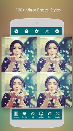 Mirror Photo:Editor&Collage (HD) screenshot 18