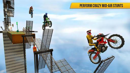 Bike Stunt Master  captures d'u00e9cran 10