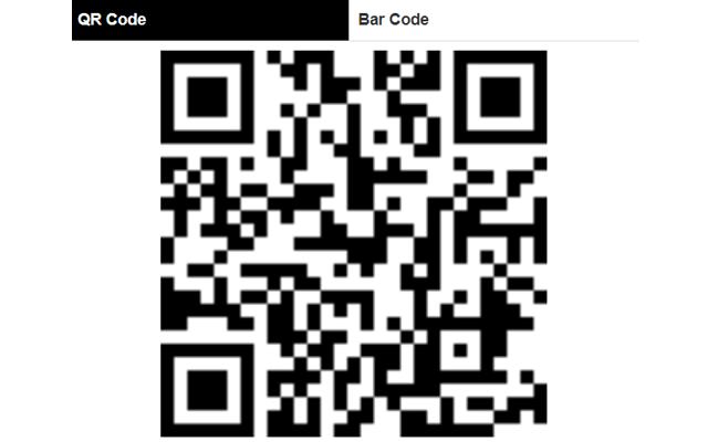 QR Code And Bar Code generator