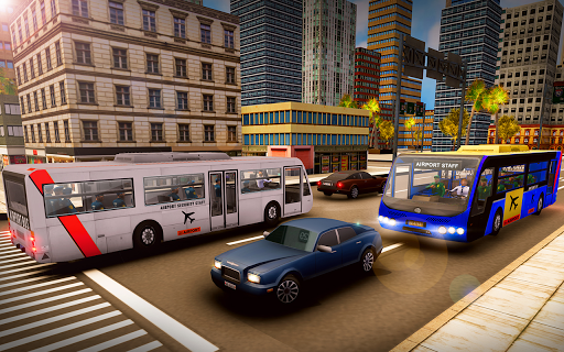 Airport Security Staff Police Bus Driver Simulator 1.0 screenshots 14