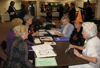 Photo: Board Meeting prior to Regular Meeting
