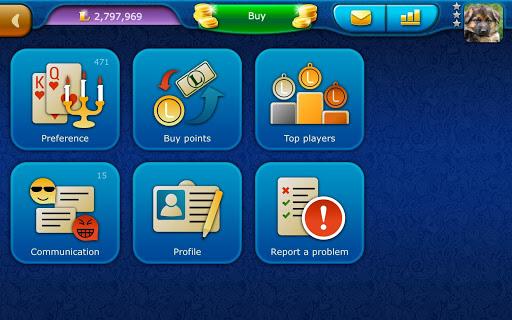Preference LiveGames - free online card game 3.86 screenshots 18