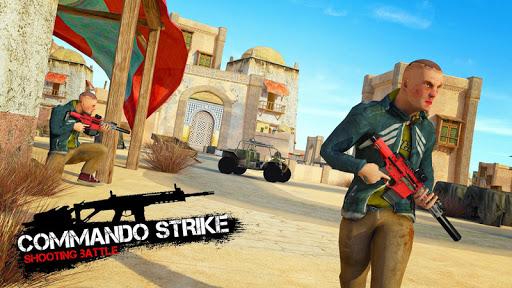 commando strike shooting battle screenshot 3