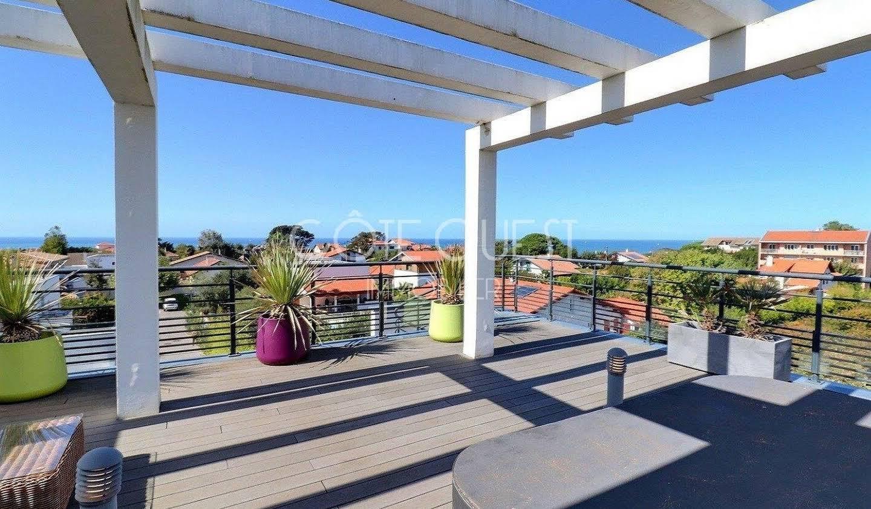 Appartement avec terrasse Anglet