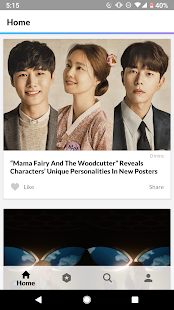 Soompi - Awards, K-Pop & K-Drama News Screenshot