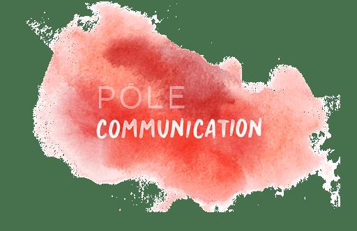 pôle communication